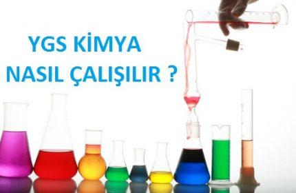 YGS Kimya dersine nasıl çalışılır ?