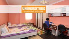 Üniversite KYK Yurtları & Özel Yurtlar