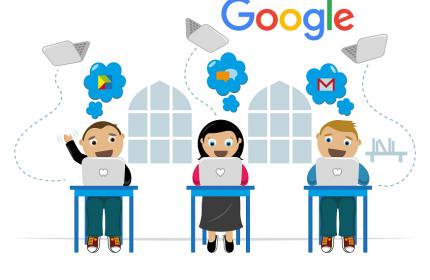 Google'dan Okullara Yazılım Desteği