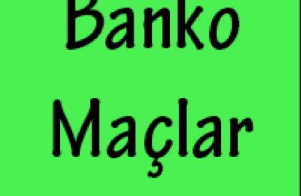 Banko Maçlar