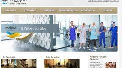 Antalya Temizlik ile Profesyonel Düzeyde Hizmet