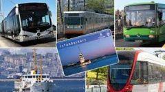 YGS Günü İstanbul'da Toplu Taşıma Ücretsiz