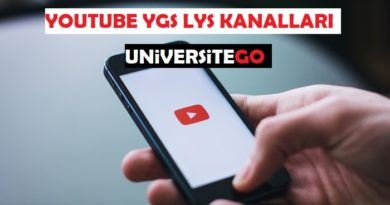 youtube kanal ygs lys