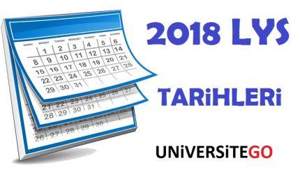 2018 LYS Tarihleri – 2018 LYS Ne Zaman ?