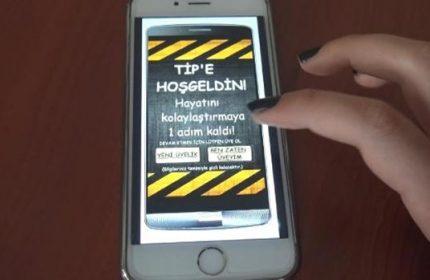Şeker hastaları için mobil uygulama üniversitelilere birincilik getirdi