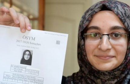 Astımlı Kızın İptal Edilen YGS'si Kabul Edildi