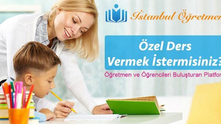 İstanbulda Özel Ders