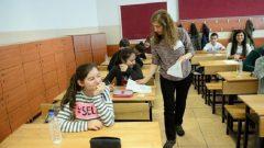 TEOG 2. Dönem Sınavları 26-27 Nisan 2017