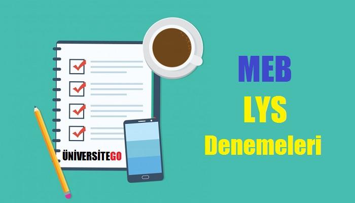 MEB LYS Deneme Sınavı