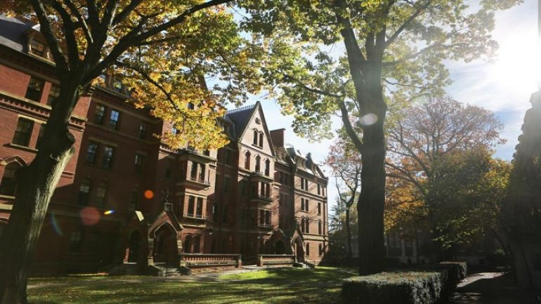Türk Öğrencisine Harvard'tan Tam Burs