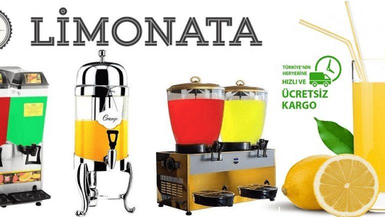 Limonata Makinası Modeli Nasıl Seçilir?