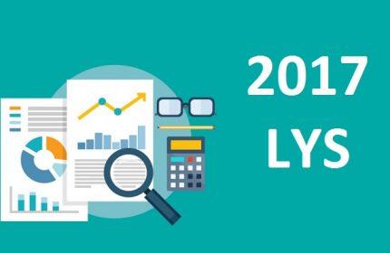 2017 LYS İstatistikleri