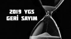 2019 YGS Geri Sayım- 2019 YGS Ne Kadar Kaldı ?