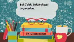 Bakü'deki Üniversiteler ve Taban Puanları