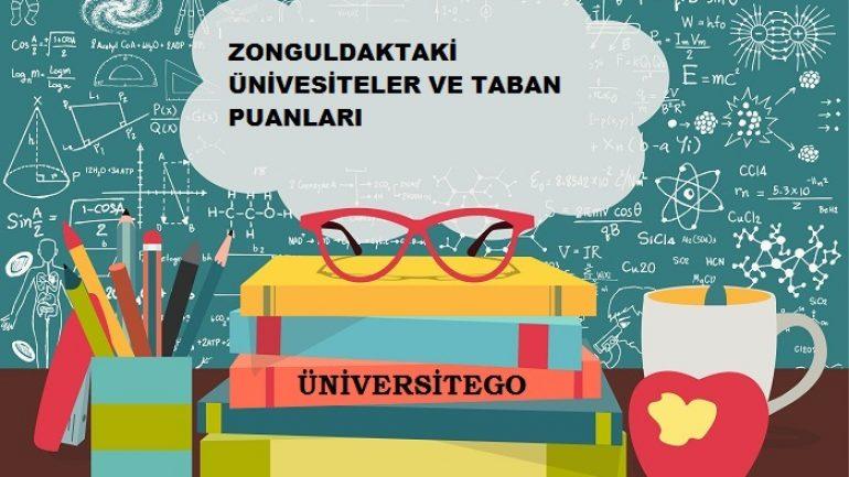 Zonguldak'daki Üniversiteler ve Taban Puanları