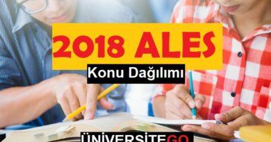 2018 ales