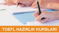 TOEFL Sınav Hazırlık Kursu