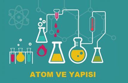 Atom ve Yapısı Konu Anlatımı