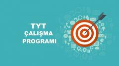 2018 TYT Çalışma Programları