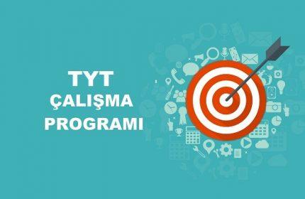 2021 TYT Çalışma Programları
