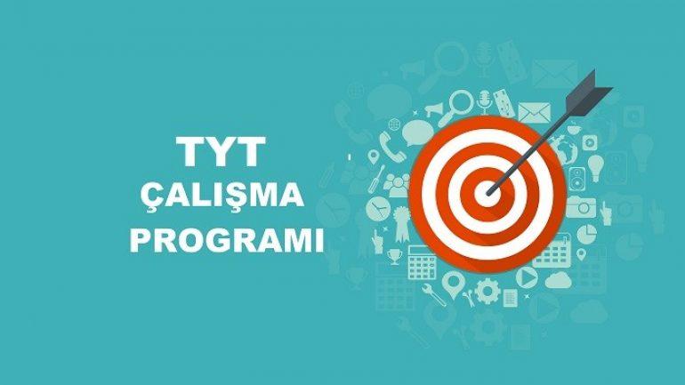 2019 TYT Çalışma Programları