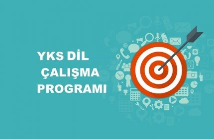 2021 YKS DİL Çalışma Programı