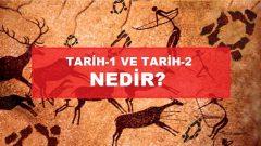 YKS Tarih 1 ve Tarih 2 Nedir ?