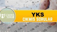 ÖSYM Çıkmış Sorular ve Cevapları TYT-AYT-YDT-YKS-YGS-LYS 2021-2010