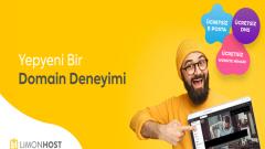 Türkiye'nin En Yenilikçi Hosting Firması LimonHost