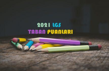 Kayseri Liseleri 2021 Taban Puanları Yüzdelik Dilimleri LGS-MEB
